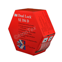 3M Dual-Lock™ SJ-356 D (Transparent grov)