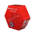 3M Dual-Lock™ SJ-356 D (Transparent grov)