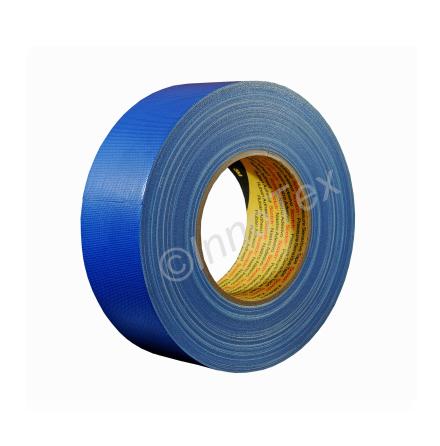 3M Vävtejp 389 Blå 50mm (Premium)