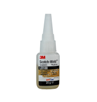 3M Scotch-Weld LO 100 Snabblim (10-pack)