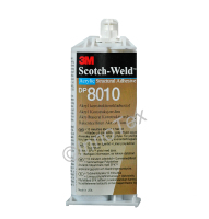 3M Scotch-Weld DP 8010 (Akrylat) Blå 45ml