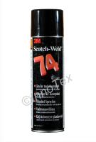 3M Scotch-Weld 74 Skumplastlim (Spraylim)