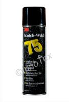 3M Scotch-Weld 75 Omflyttningsbart (Spraylim)
