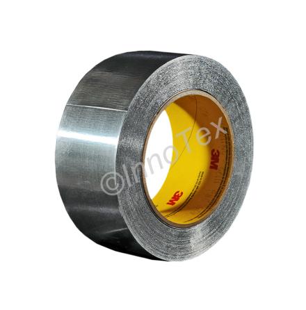 3M Aluminiumtejp 425 (Flambeständig mm.)