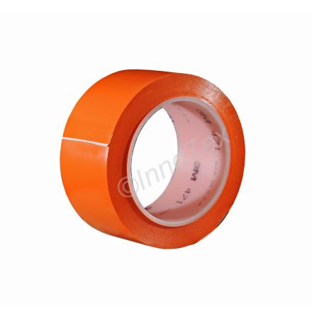 3M 471 Vinyltejp 50mm Orange