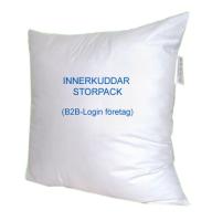 35x35cm Innerkuddar Storförpackning/ Styckvis