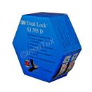 3M Dual Lock™ SJ-355 D (Svart grovt)
