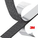 3M Scotchmate SJ-3571-72 Kardborretejp akryl (Svart)