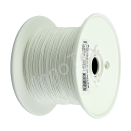 Polyestersilkelina Vit 1,4mm - 1,7mm (16-flätad)