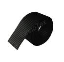 PP webbingband Svart (Polypropylen) 20mm-50mm