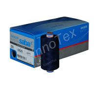 SABA 50 sytråd 500m (Färgkod 0825 - Blå)