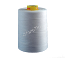 Industrisytråd 100% Polyester Vit (120)