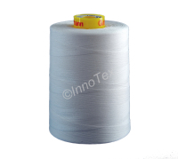 Industrisytråd 100% Polyester Vit (080)