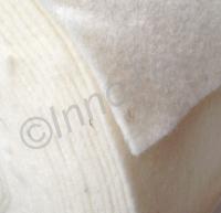 Fixerad ullfiber 350gr/ m2 (Nålfiltsmaterial)