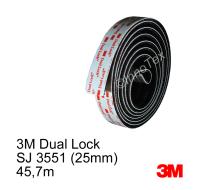3M Dual-Lock™ SJ-3551 (400st hakar/ kvadrattum)
