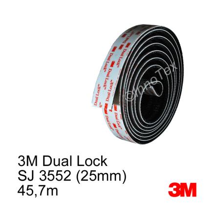 3M Dual-Lock™ SJ-3552 (170st hakar/ kvadrattum)
