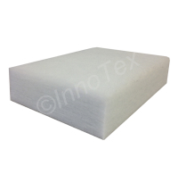 Dämpfiber XL Vit 1200-1500gr/m2 (Ljudabsorbent)