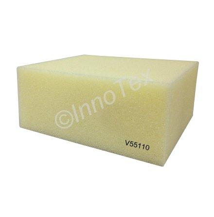 Viskoelastiskt skum V-55110 55kg/m3 (Fast)